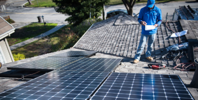 GET YOUR SOLAR PANEL LOAN WHILE IT'S HOT.