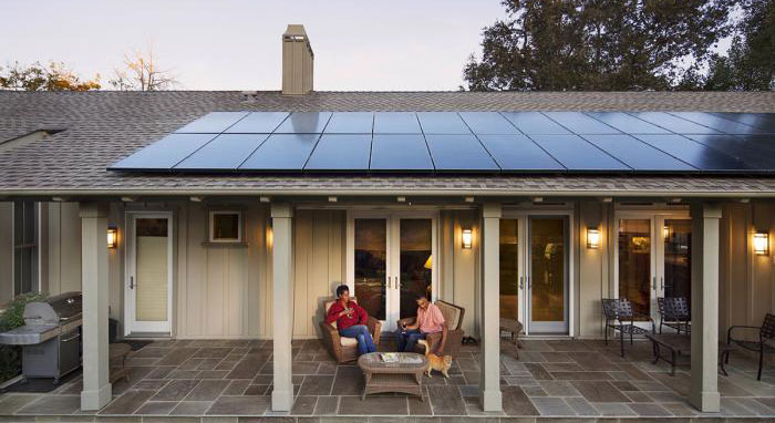Home Solar Financing