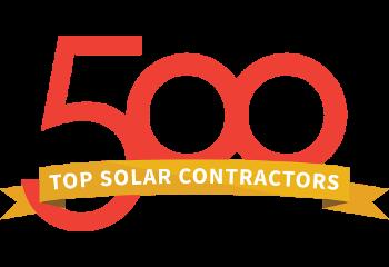 Top 500 Solar Contractors